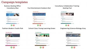 campaign templates 2